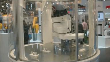el robot mas rapido del mundo