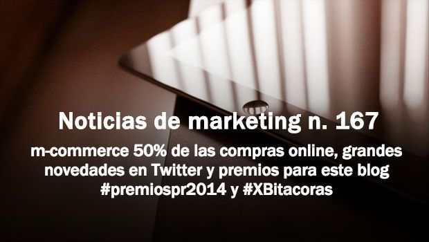 Noticias de marketing 167 - tristan elosegui.com