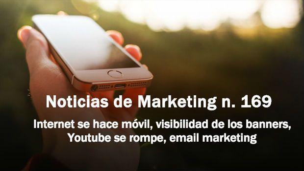 Noticias de marketing 169 - tristan elosegui.com