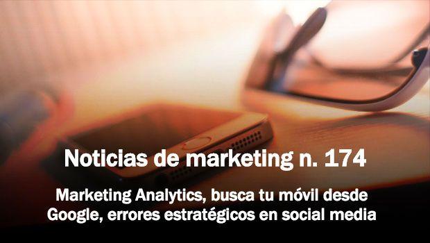 Noticias de marketing 174 - tristan elosegui.com