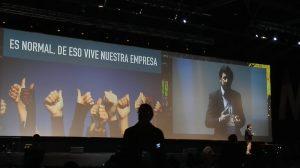 Tristán Elósegui en Expomarketing Colombia 2016 - Las empresas viven de las ventas