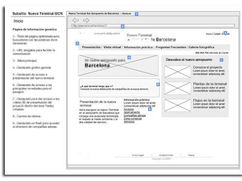 Wireframe - Experiencia de usuario - Usabilidad