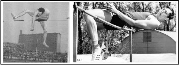 Fosbury revolucionó el salto de altura