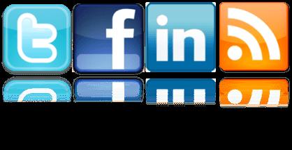 Presencia de las empresas españolas en las redes sociales
