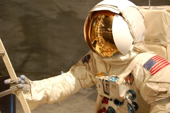 Ser astronauta a media jornada