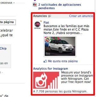 facebook ads - pruebas.tristanelosegui.com