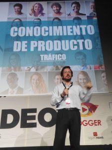 El vídeo puede ayudar a generar conocimiento de producto - Tristán Elósegui