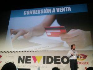 Un vídeo corto y directo puede generar ventas directas e indirectas - Tristán Elósegui