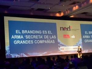 Branding - NED 2016 Lima, Perú - Tristán Elósegui