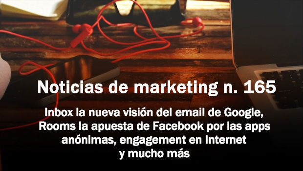 Noticias de marketing n 165