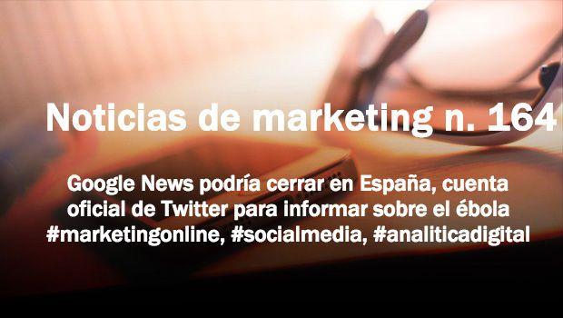 noticias de marketing 164