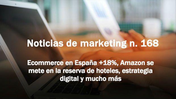 Noticias de marketing 168 - tristan elosegui.com