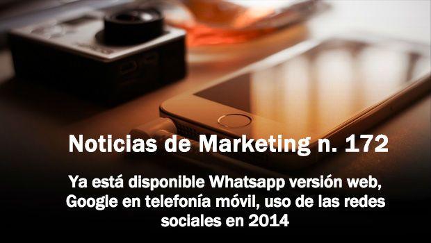 Noticias de marketing 172 - tristan elosegui.com