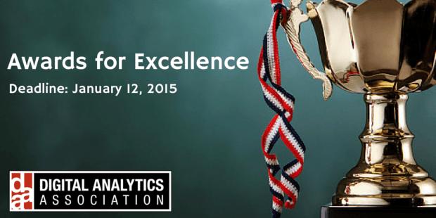 DAA Awards for excellence 2015