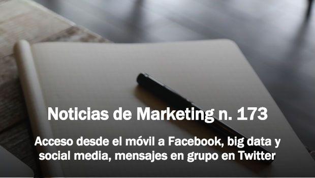 Noticias de marketing 173 - tristan elosegui.com