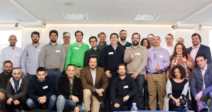 Foto de grupo reconfiguracion top blogs marketing Prnoticias