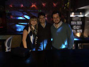 Expomarketing Colombia 2016 - Vilma Nuñez, David Gómez y Tristán Elósegui