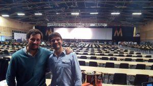Expomarketing Colombia 2016 - David Gómez y Tristán Elósegui