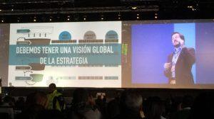 Tristán Elósegui en Expomarketing Colombia 2016 - Visión global de la estrategia