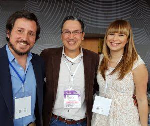 Expomarketing Colombia 2016: Tristán Elósegui, Juan Carlos Mejía y Vilma Nuñez
