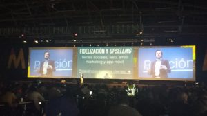 Tristán Elósegui en Expomarketing Colombia 2016 - fidelización