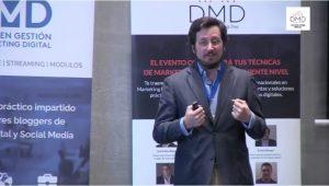 Tristán Elósegui - estrategia online - Digital Marketing Day - Málaga