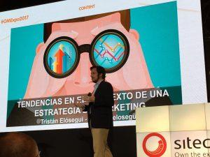 Tendencias en el contexto de una estrategia de marketing - OMExpo 2017 - Tristán Elósegui