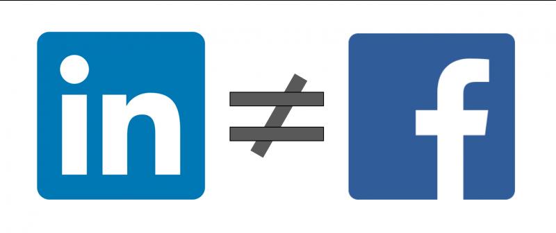 ¿Se está convirtiendo Linkedin en el nuevo Facebook?