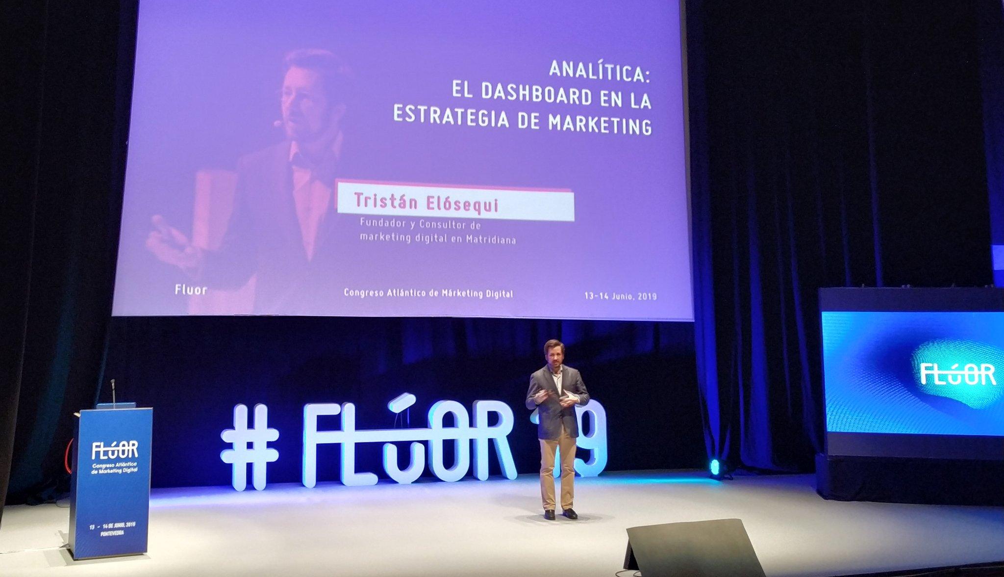 Congreso atlántico marketing digital - Tristán Elósegui